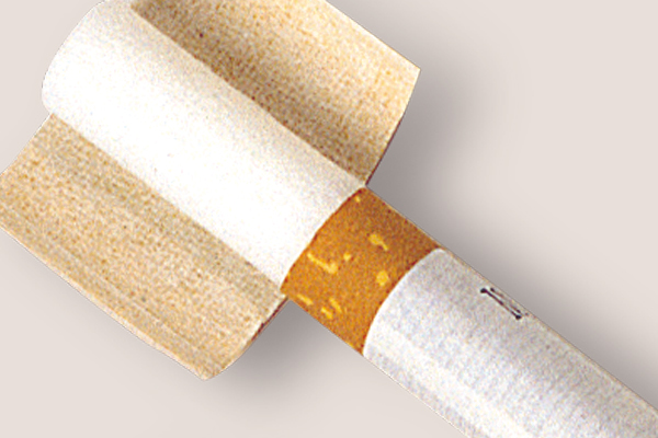 ULTRA HIGH POROUS PLUG WRAP PAPERS